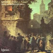 Louis Spohr (1784-1859): Nonett für Bläser & Streicher op.31, CD
