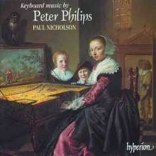 Peter Philips (1561-1628): Cembalowerke, CD
