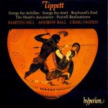 Michael Tippett (1905-1998): Lieder, CD