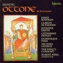 Georg Friedrich Händel (1685-1759): Ottone - Re di Germania, 3 CDs