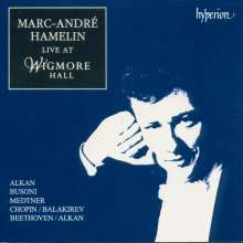 Marc-Andre Hamelin - Live at Wigmore Hall, CD