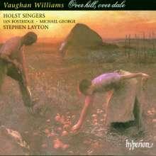 Ralph Vaughan Williams (1872-1958): Folk Songs, CD