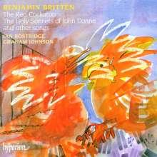 Benjamin Britten (1913-1976): Songs, CD