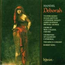 Georg Friedrich Händel (1685-1759): Deborah, 2 CDs