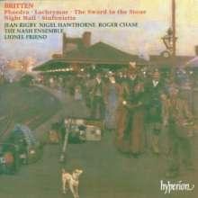 Benjamin Britten (1913-1976): Lachrymae op.48 f.Viola & Orchester, CD