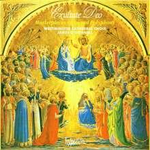 Westminster Choir - Exsultate Deo, CD