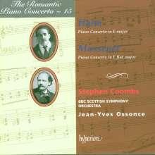 Jules Massenet (1842-1912): Klavierkonzert Es-Dur, CD