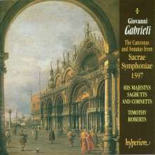 Giovanni Gabrieli (1557-1612): Symphoniae Sacrae (1597), CD