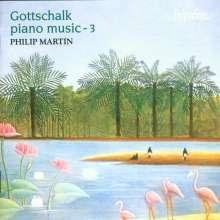 Louis Moreau Gottschalk (1829-1869): Klavierwerke Vol.3, CD