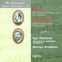 Henry Holden Huss (1862-1953): Klavierkonzert op.10, CD