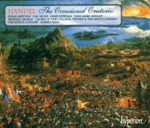 Georg Friedrich Händel (1685-1759): The Occasional Oratorio, 2 CDs