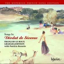 Deodat de Severac (1873-1921): Lieder, CD
