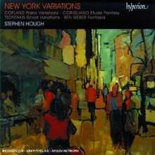 Stephen Hough - New York Variations, CD