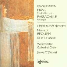 Ildebrando Pizzetti (1880-1968): Messa di Requiem, CD