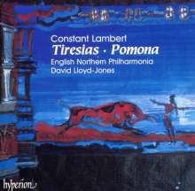 Constant Lambert (1905-1951): Tiresias (Ballettmusik), CD