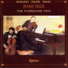 Florestan Trio, CD