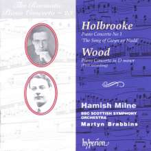 "Joseph Holbrooke (1878-1958): Klavierkonzert Nr.1 op.52 ""The Song of Gwyn ap Nudd"", CD"