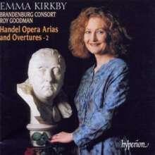 Emma Kirkby singt Händel-Arien Vol.2, CD