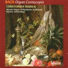 Johann Sebastian Bach (1685-1750): Präludiun & Fuge BWV 531, CD