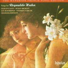 Reynaldo Hahn (1875-1947): 51 Lieder, 2 CDs
