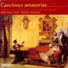 Bernarda Fink - Canciones amatorias, CD