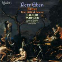 Petr Eben (1929-2007): Faust für Orgel, CD
