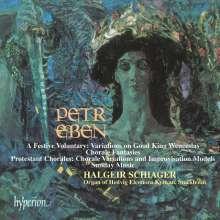 Petr Eben (1929-2007): Sonntagsmusik für Orgel, CD