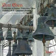 Petr Eben (1929-2007): Landscape of Patmos für Orgel & Percussion, CD