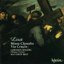 Franz Liszt (1811-1886): Missa Choralis, CD