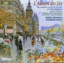 Emily Beynon - L'Album des Six, CD