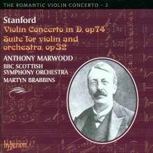 Charles Villiers Stanford (1852-1924): Violinkonzert op.74, CD