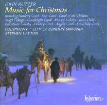 John Rutter (geb. 1945): Music for Christmas, CD