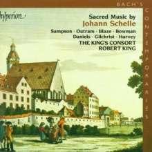 Johann Schelle (1648-1701): Geistliche Werke, CD