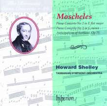 Ignaz Moscheles (1794-1870): Klavierkonzerte Nr.2 & 3, CD