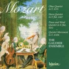 Wolfgang Amadeus Mozart (1756-1791): Bläserquintett KV 406, CD