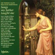 Thomas Allen - Songs, my Father taught me Vol.1, CD