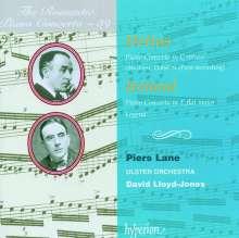 Frederick Delius (1862-1934): Klavierkonzert c-moll (1904), CD