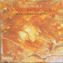 """Leopold Godowsky (1870-1938): Klaviersonate e-moll """"Grand Sonata"""", CD"""