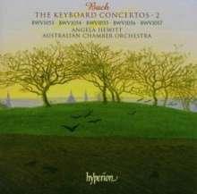 Johann Sebastian Bach (1685-1750): Klavierkonzerte Vol.2, CD