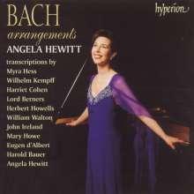 Angela Hewitt - Bach Arrangements, CD