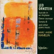 Leo Ornstein (1892-2002): Klavierwerke, CD