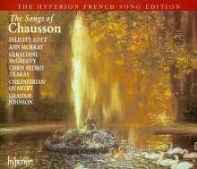 Ernest Chausson (1855-1899): Sämtliche Lieder, 2 CDs