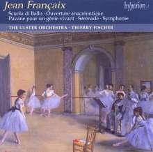 Jean Francaix (1912-1997): Symphonie in G (1953), CD
