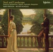 Miah Persson - Soul and Landscape, CD