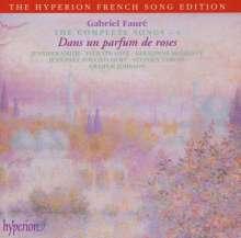 Gabriel Faure (1845-1924): Sämtliche Lieder Vol.4, CD