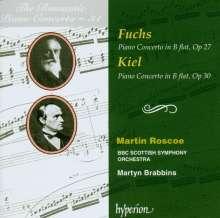 Friedrich Kiel (1821-1885): Klavierkonzert B-Dur op.30, CD