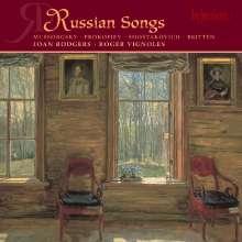 Joan Rodgers - Russian Songs, CD