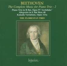 Ludwig van Beethoven (1770-1827): Klaviertrios Vol.2, CD