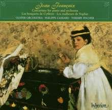 Jean Francaix (1912-1997): Concertino in F für Klavier & Orchester, CD