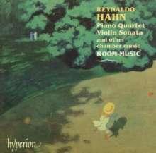Reynaldo Hahn (1875-1947): Klavierquartett Nr.3, CD